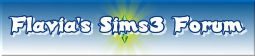Flavia's Sims 3 Forum