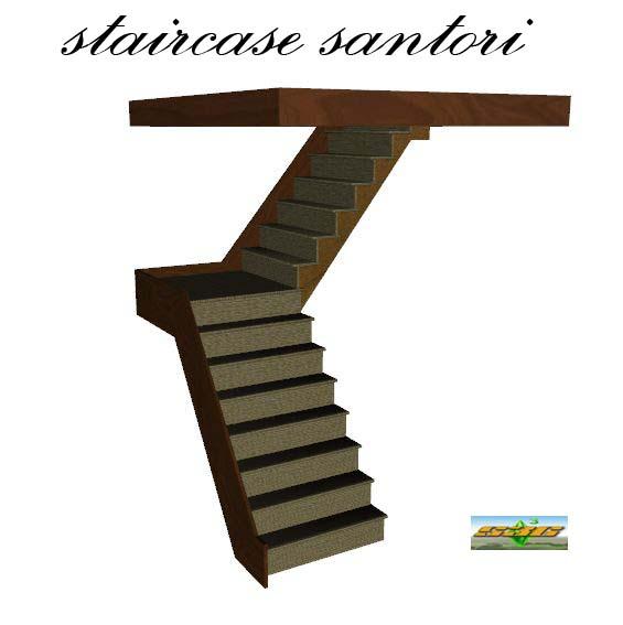 Treppe Santori Treppen Und Gelander Allaboutsims